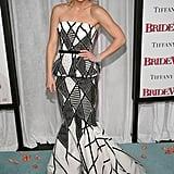 Kate Hudson in Oscar de la Renta at the 2009 Bride Wars NYC Premiere