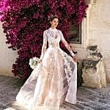 Sheer wedding dresses popsugar fashion post junglespirit Gallery