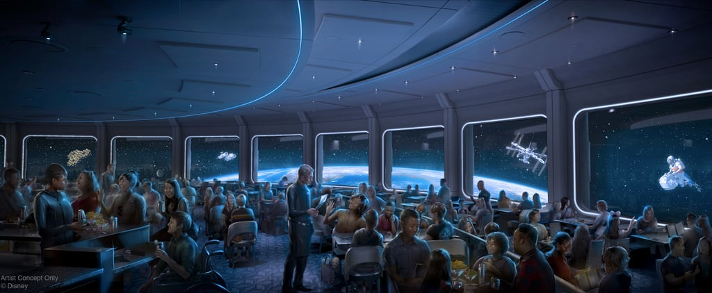 Epcot's Space 220 Restaurant Is Opening Soon!