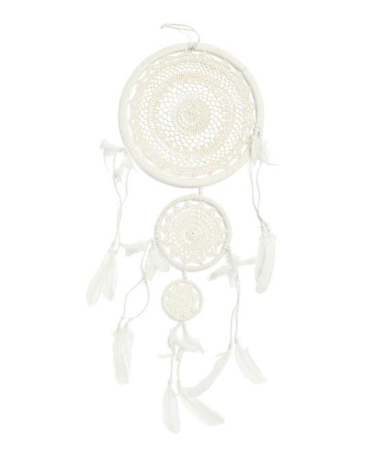 Triple Crochet Dreamcatcher