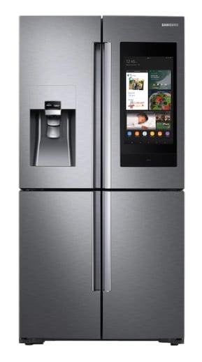 28 cu. ft. Family Hub™ 4-Door Flex™ Refrigerator
