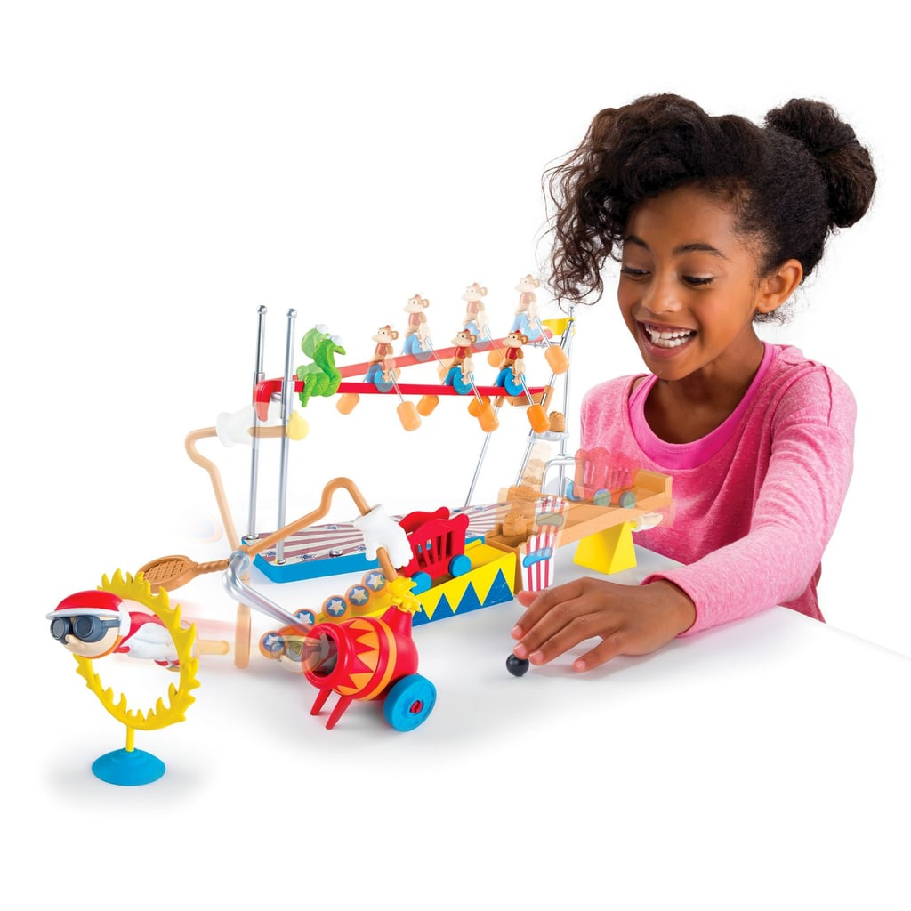 Rube Goldberg — The Acrobat Challenge