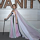 She Made Her First Public Appearance at the 2019 Vanity Fair Oscars Party