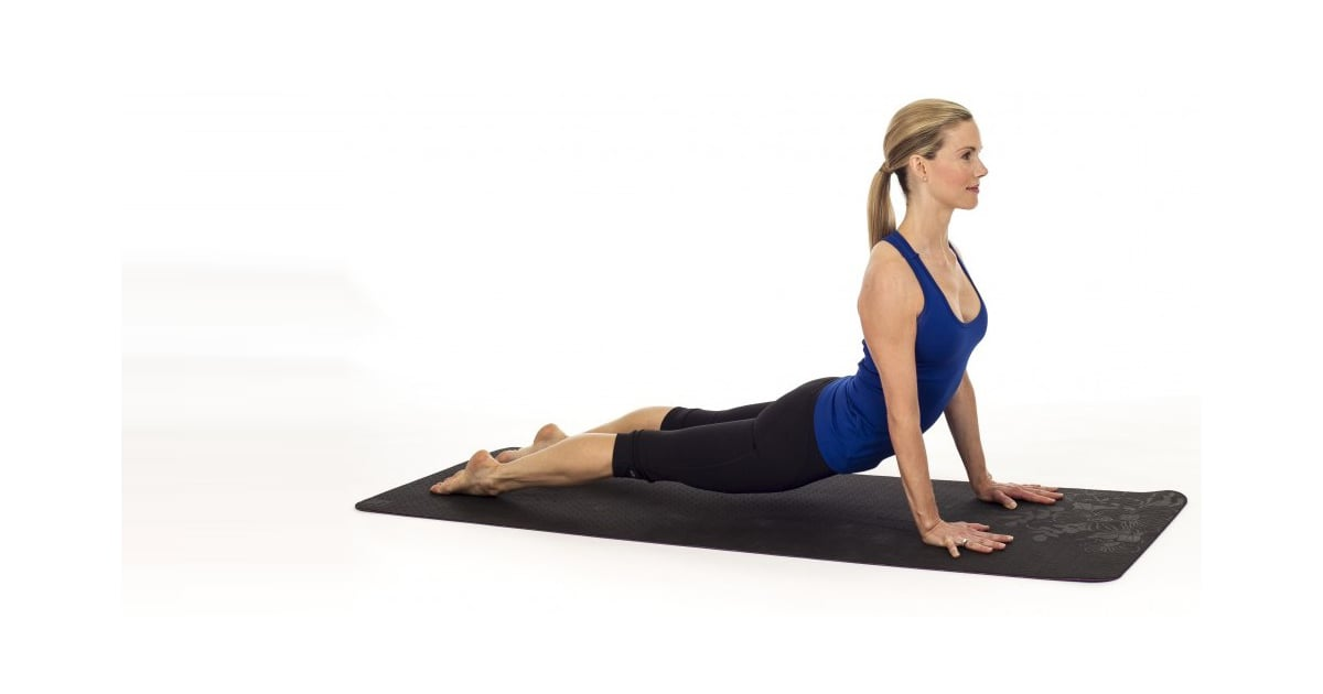 What's the Difference Between Upward Facing Dog and Cobra Pose?