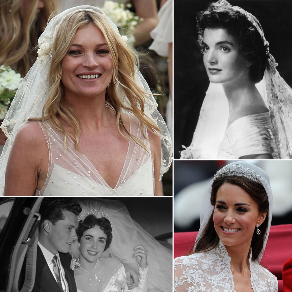 Throwback Thursday: The Most Iconic Bridal Looks of All Time