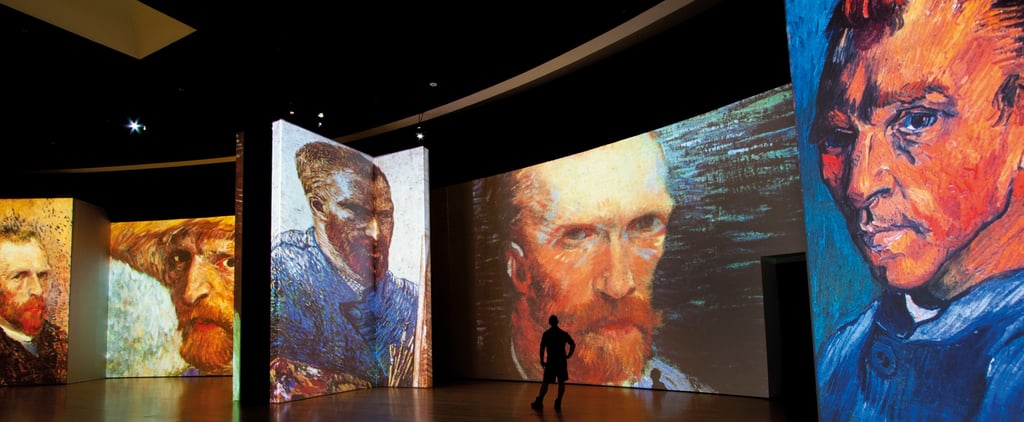Now You Can See the Van Gogh Exhibition That Takes the Boring Element Out of Art Galleries