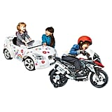 Electric Ride-On Motorcycle or Kid Trax Custom Coupe