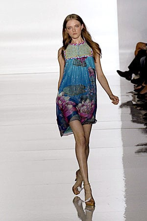NY Fashion Week: Matthew Williamson