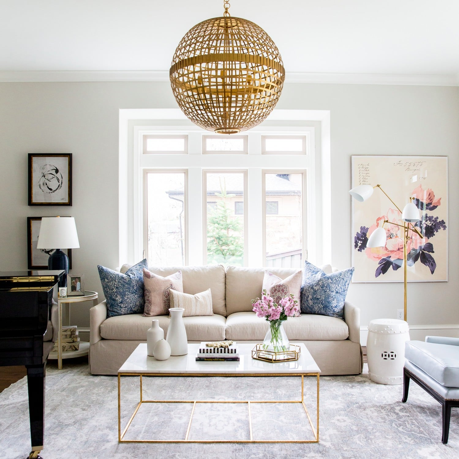 Ideas Living Room Decor In Apartment First apartment decorating ideas popsugar home sisterspd