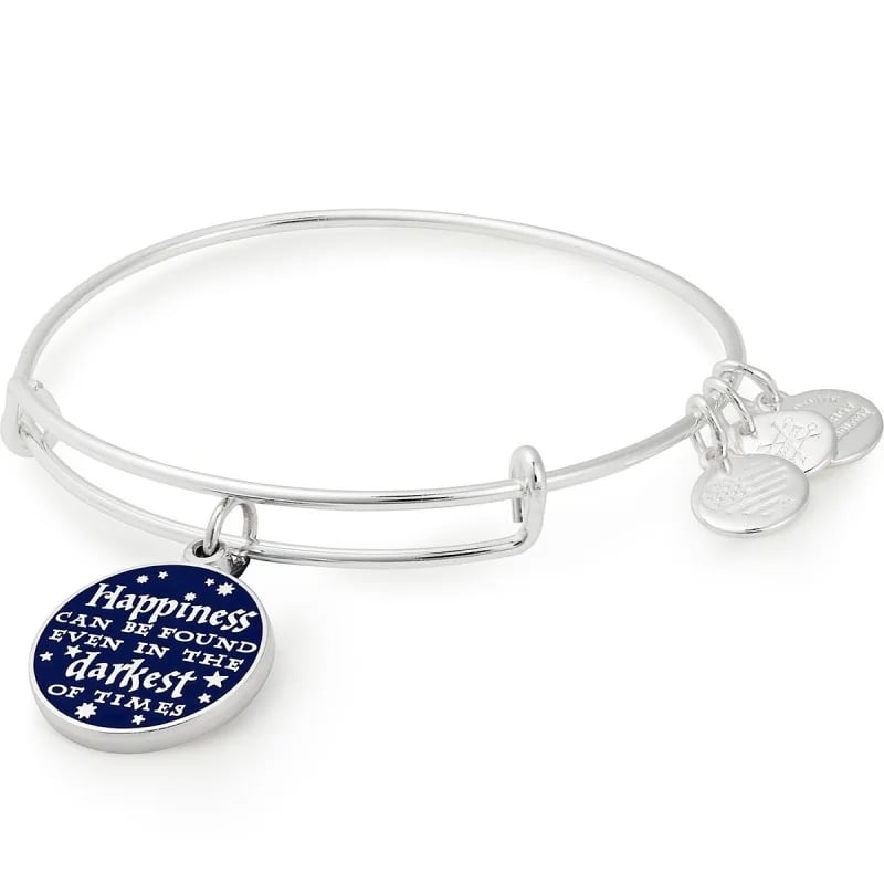 Harry Potter Happiness Can Be Found Charm Bangle