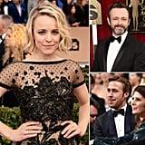 Rachel McAdams, Ryan Gosling, and Michael Sheen at the SAG Awards