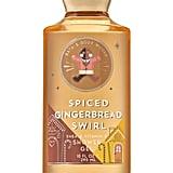 Spiced Gingerbread Swirl Shower Gel