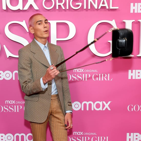 Evan Mock's Outfit For Gossip Girl Premiere