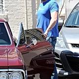 It's Not the Batmobile, but Ben Affleck's Car Is Still Pretty Cool