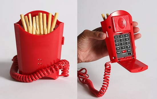 French Fry Phone: Love It or Leave It?