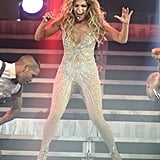 On the Dance Again Tour in Los Angeles in August 2012