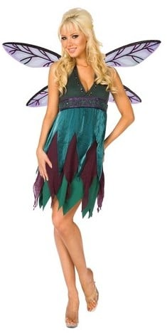Midnight Dragon Fly Costume