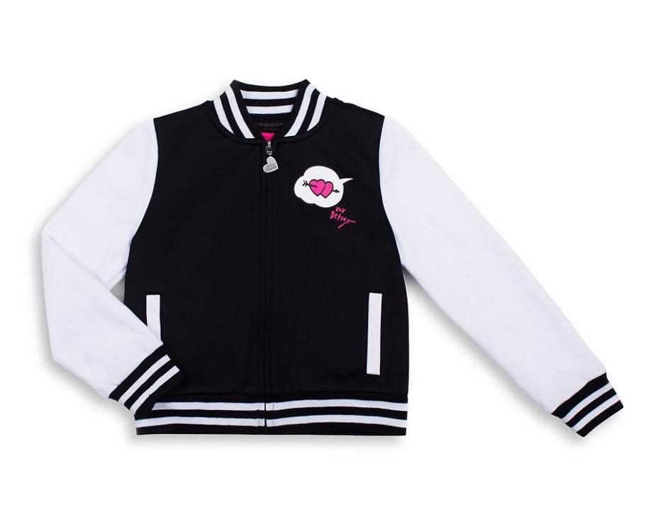 Betsey JohnsonPatched Up Varsity Jacket