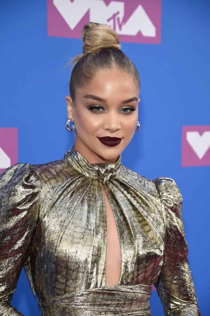 Rita Ora Dark Lipstick at the 2018 MTV VMAs
