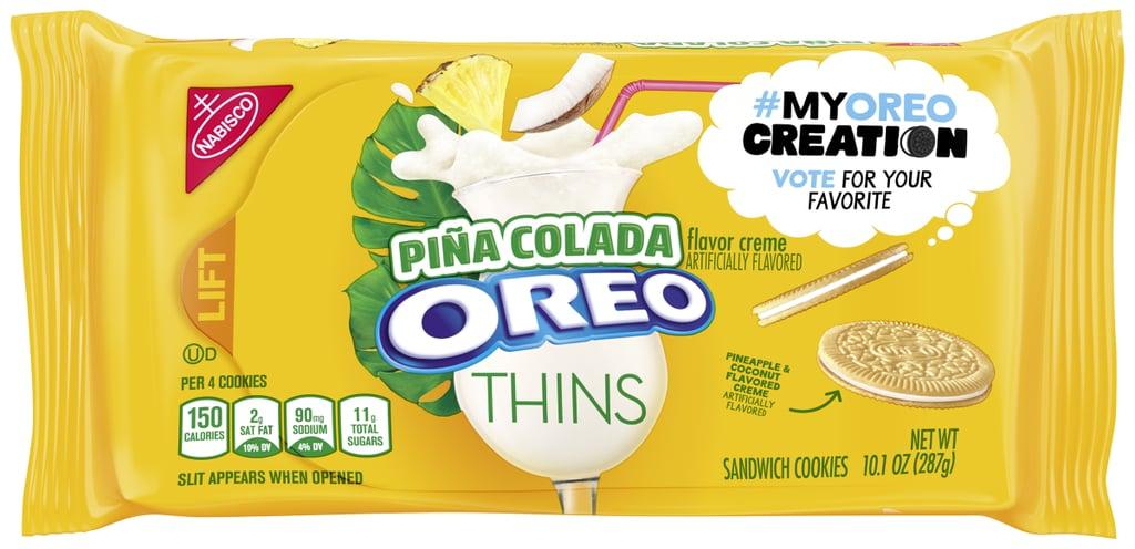 Piña Colada Oreo Thins