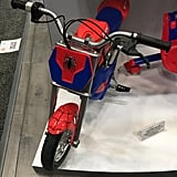 Razor Spider-Man RSF350 Bike