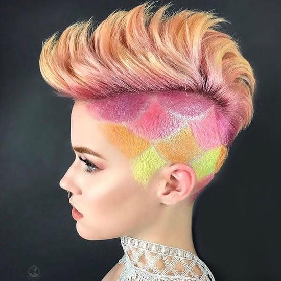 Rainbow Undercut Inspiration