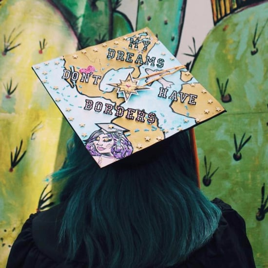 Latina Graduation Caps