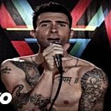 """Moves Like Jagger,"" Maroon 5 feat. Christina Aguilera"