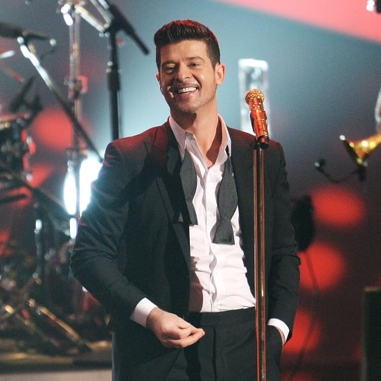 Robin Thicke Twitter Backlash During Q&A Session