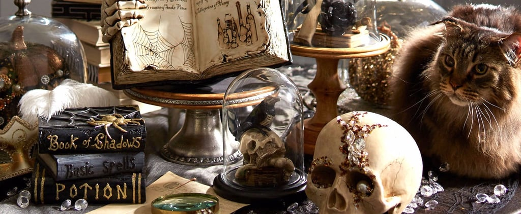 No Doubt, Pier 1 Imports Has the Coolest Halloween Decor of 2017 — See Our 21 Favorites