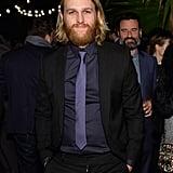 Wyatt Russell, Like a Sexy Lumberjack
