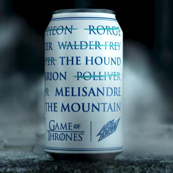 Game of Thrones Mountain Dew 2019