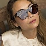 Aperçu Le Carré Tortue Sunglasses