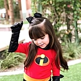 This Violet costume is too cute for words!