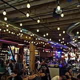 If you're visiting the city with a group, or simply want lots of food options at your fingertips, check out the bustling food hall known as Pine Street Market. Located in the center of downtown, this place is houses tons of gourmet vendors and various cuisines. And with the mix of counter and communal seating, there is plenty of space to eat and mingle.