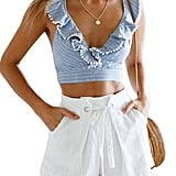 Simplee Casual Shorts