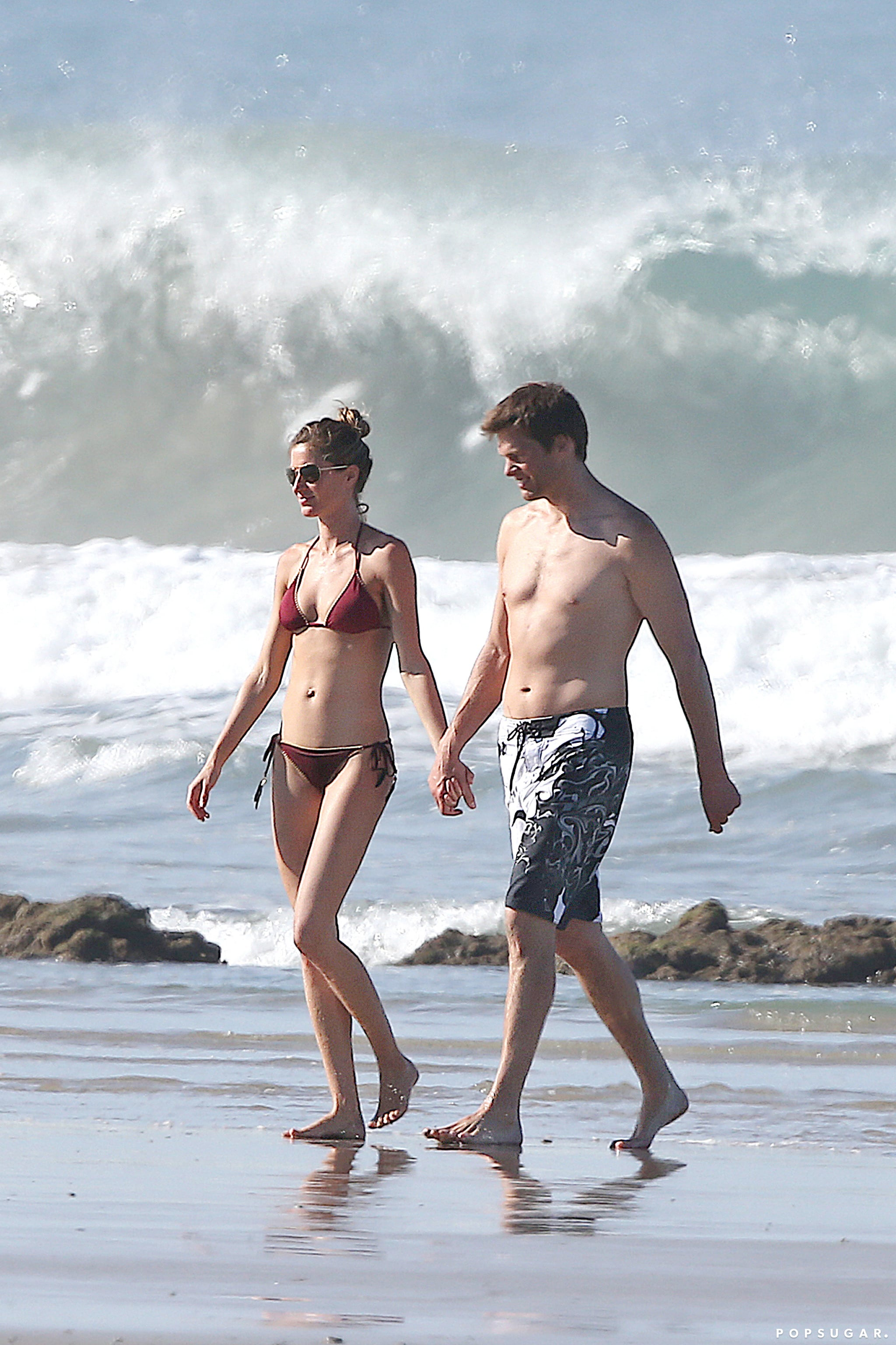 Is It Hot in Here, or Is It Just Gisele and Tom?