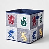Harry Potter Hogwarts House Mascots Storage Bin