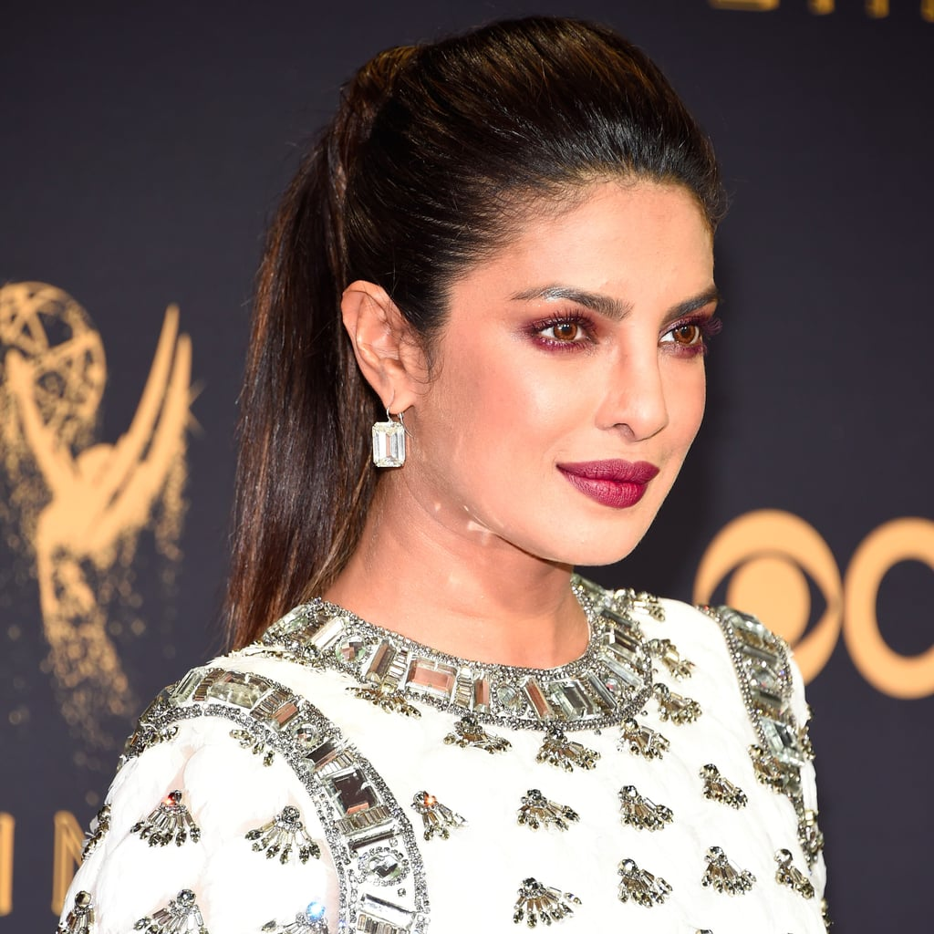 Priyanka Chopra Beauty at the Emmys 2017