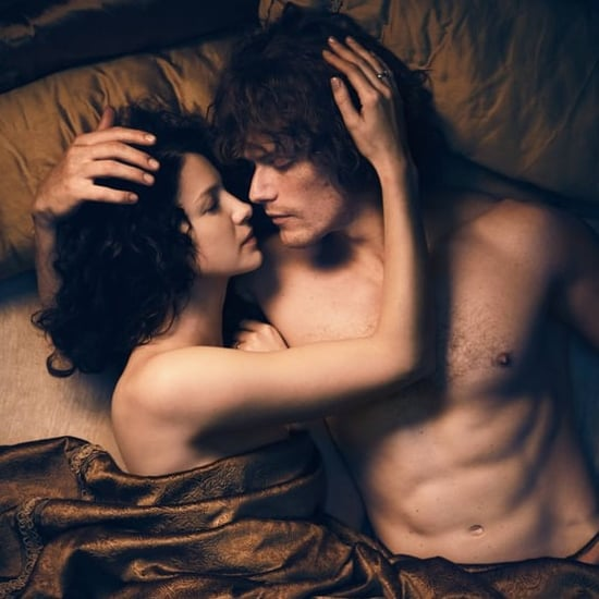 Caitriona Balfe Interview About Outlander Sex Scenes