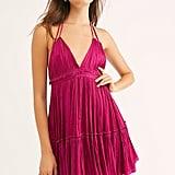 100 Degrees of Shine Mini Dress