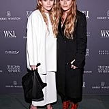 Mary-Kate and Ashley Olsen in November 2018