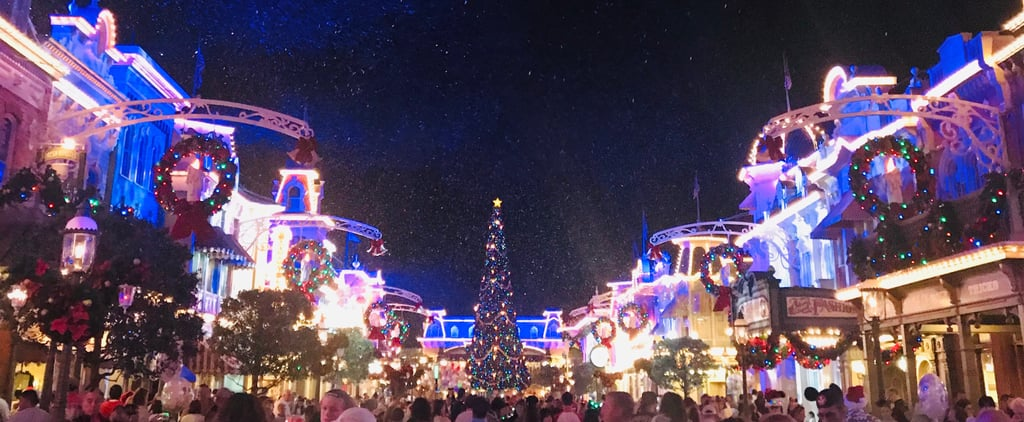 Mickey's Very Merry Christmas Party at Disney World 2018
