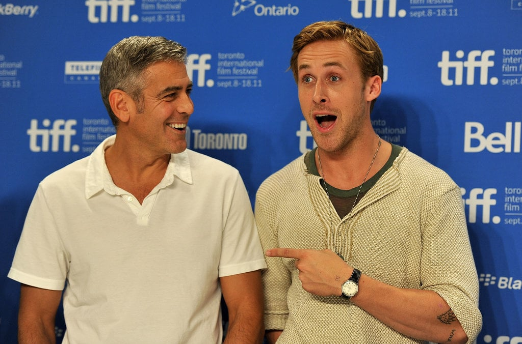 Ryan Gosling Funny Faces | Pictures
