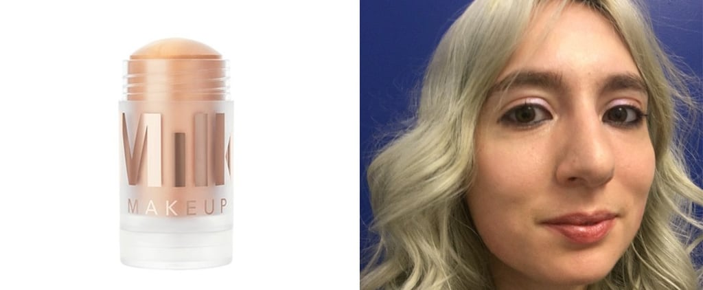 I'm a Full-Coverage Addict, but This New Milk Makeup Primer Just Might Change My Mind