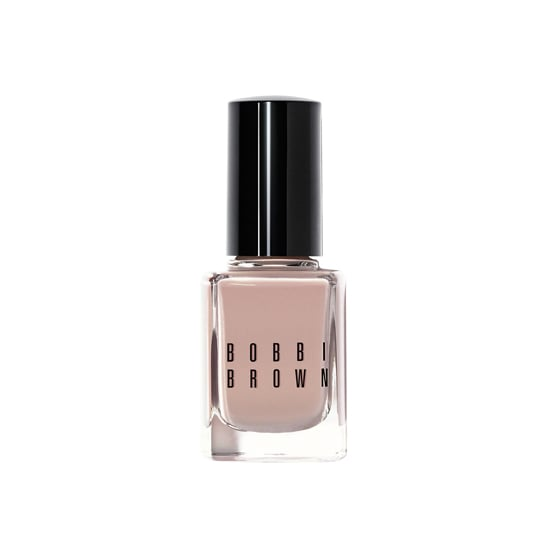The best new neutral for Spring is Bobbi Brown's Roza nail polish ($18). With a hint of pinkish undertones, it's a nice update to neutral polish that works for all skin tones.
