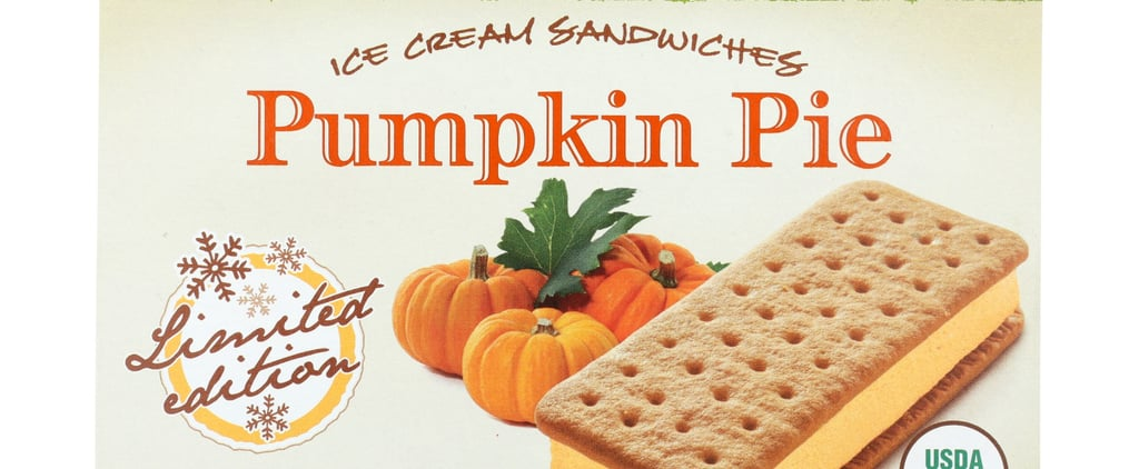 Whole Foods Is Selling Pumpkin Pie Ice Cream Sandwiches!