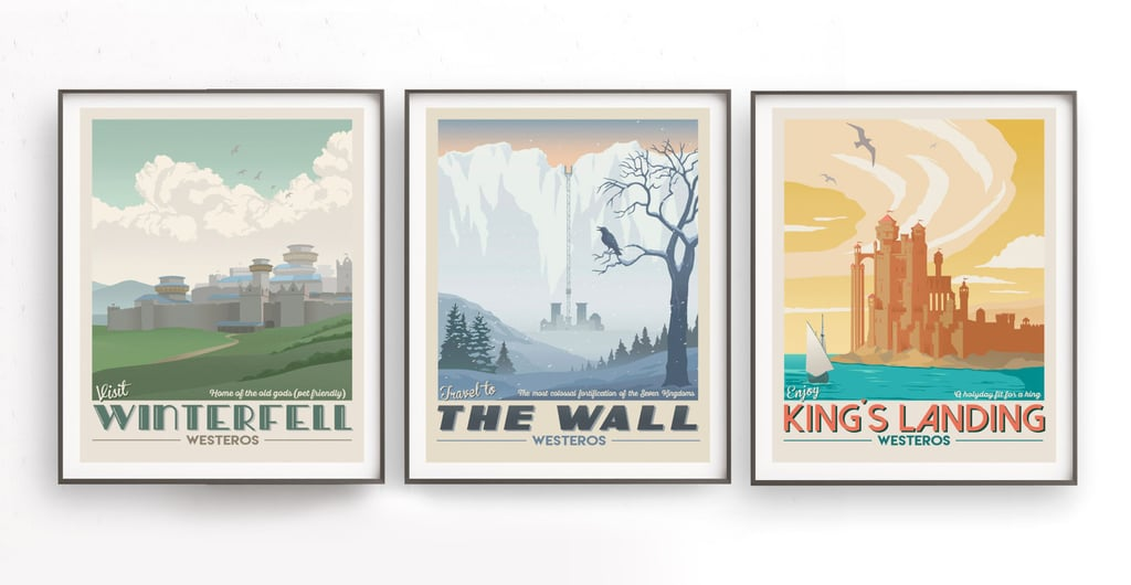 Game of Thrones Poster Set