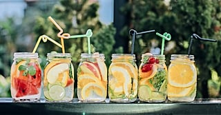 12 Tasty Detox Waters to Cleanse Your Body and Relieve Bloating