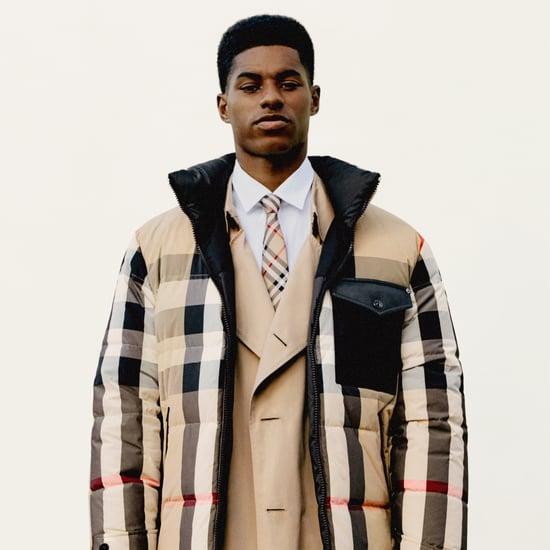 Watch Burberry and Marcus Rashford's Fun New Fashion Film